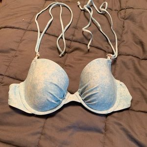Aerie lightly lined bikini top
